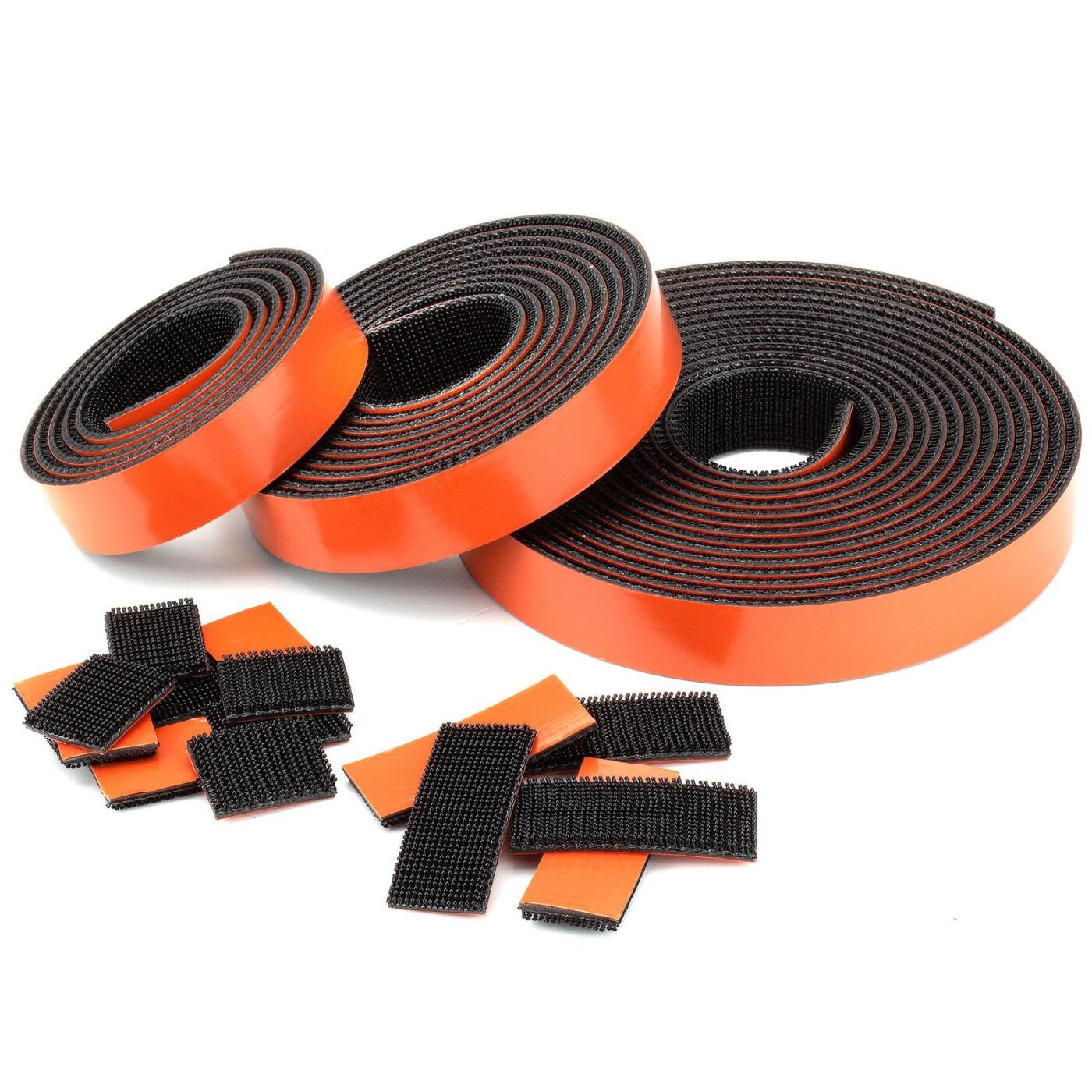 3M Klettband Dual Lock DL400 5361 selbstklebend für Lack und Metall 4 Meter