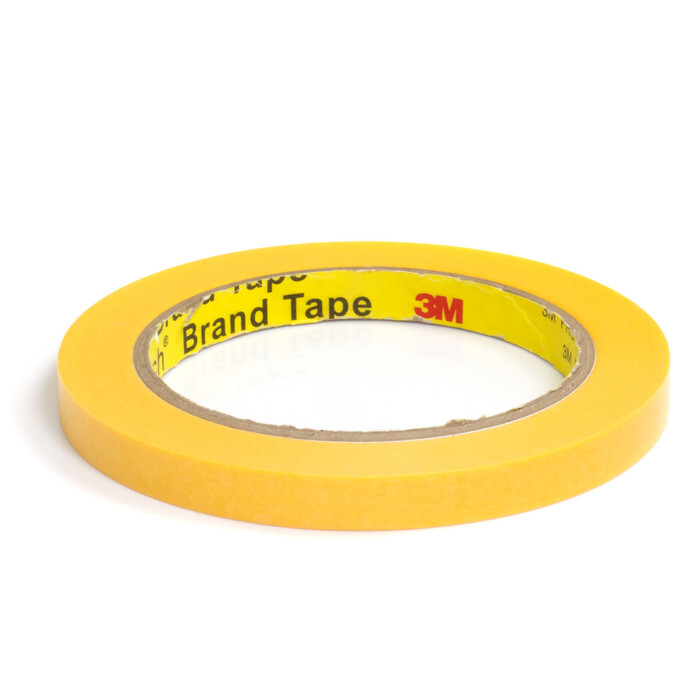 3M Scotch Maler Abdeckband 244 Gold 10mm