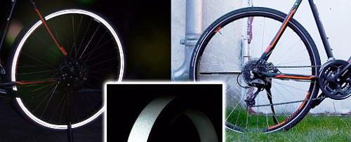 Fahrrad Reflektor